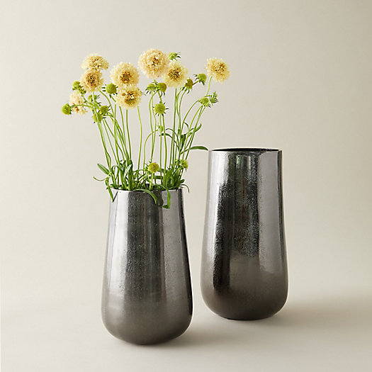 View larger image of Black Nickel Vase