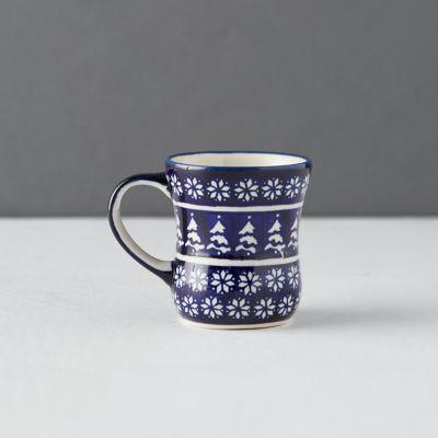 Nordic Star + Evergreen Mug