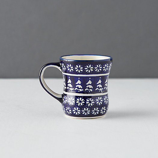 View larger image of Nordic Star + Evergreen Mug