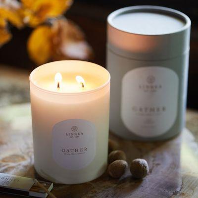 Linnea's Lights Candle, Gather