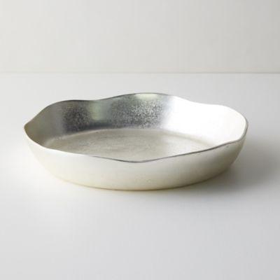 Cast Aluminum Bowl, Large