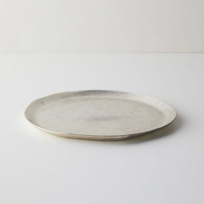 Cast Aluminum Round Tray