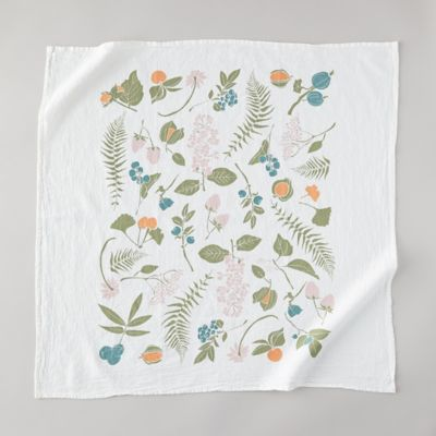 Wild Berries Tea Towel