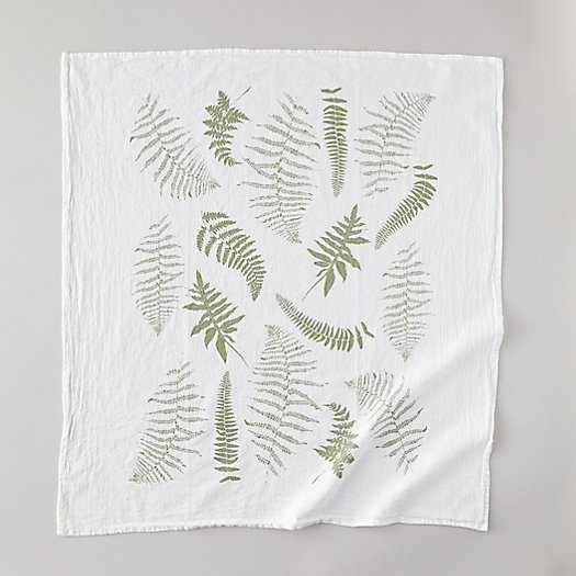 View larger image of Fall Fronds Tea Towel