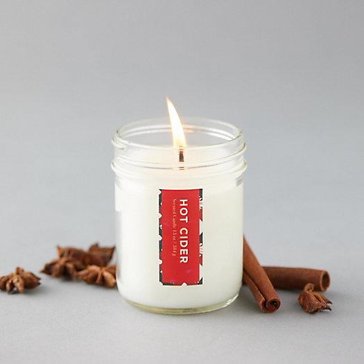 View larger image of Hot Cider Mason Jar Candle