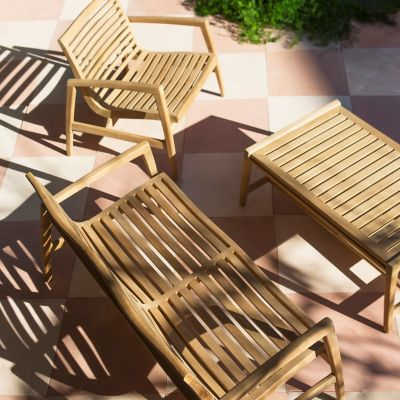 Shop the Look: The Mesa Teak Collection