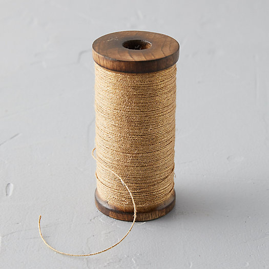 View larger image of Metallic Jute Ribbon