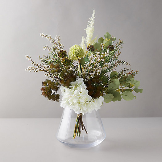 View larger image of Halsey Faux Bouquet