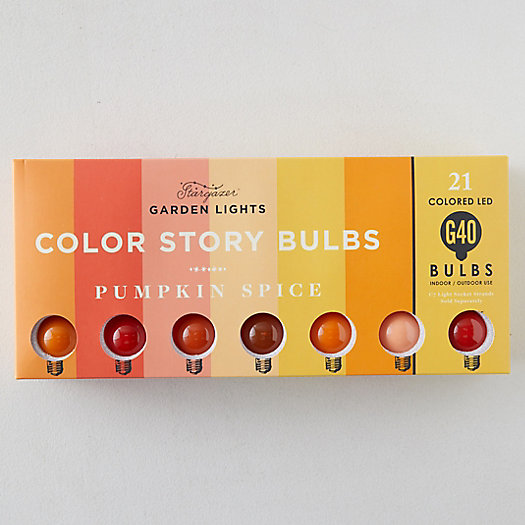 View larger image of Stargazer Garden Lights Color Story Bulbs, Set of 21 Bulbs Only