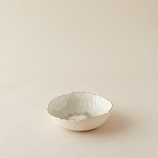 View larger image of Source and Tradition Gold Luster Bowl