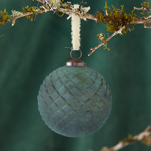 View larger image of Pinecone Globe Ornament