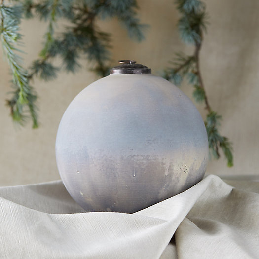 View larger image of Pearly Luster Globe Ornament
