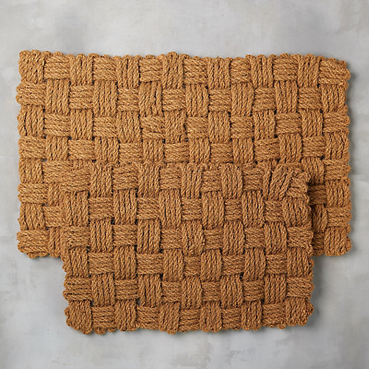 View larger image of Basket Weave Doormat
