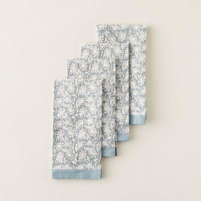Ivy Botanicals Napkin Set