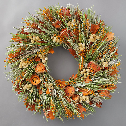 View larger image of Autumn Harvest Wreath