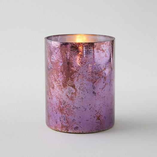 View larger image of Metallic Lilac Votive