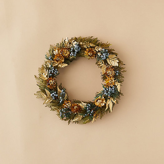 View larger image of Gilden Fern Wreath