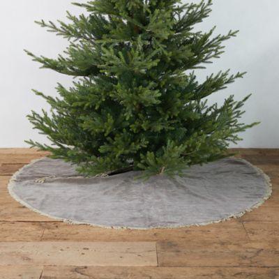 Velvet Tree Skirt