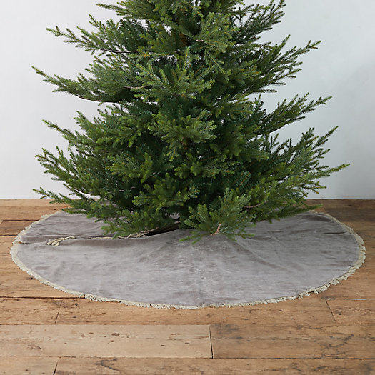 View larger image of Velvet Tree Skirt