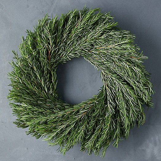 View larger image of Fresh Rosemary Wreath