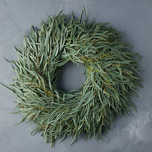 View larger image of Fresh Eucalyptus Wreath