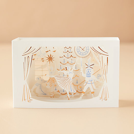 View larger image of Nutcracker Pop Up Card