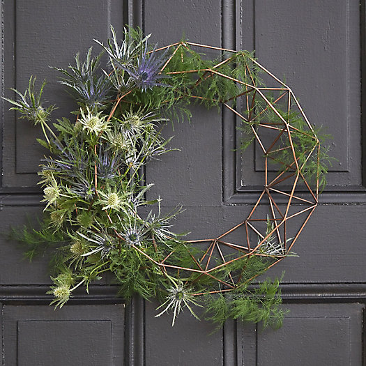 View larger image of Fillable Metal Wreath Base
