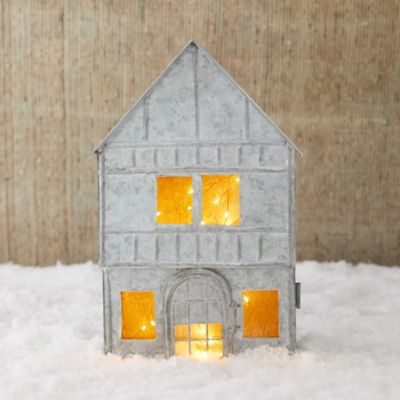 Concordville Zinc Tudor House