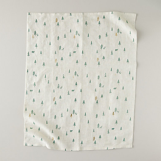 View larger image of Evergreen Forest Tea Towel