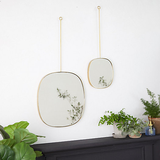 View larger image of Hanging Accent Mirror