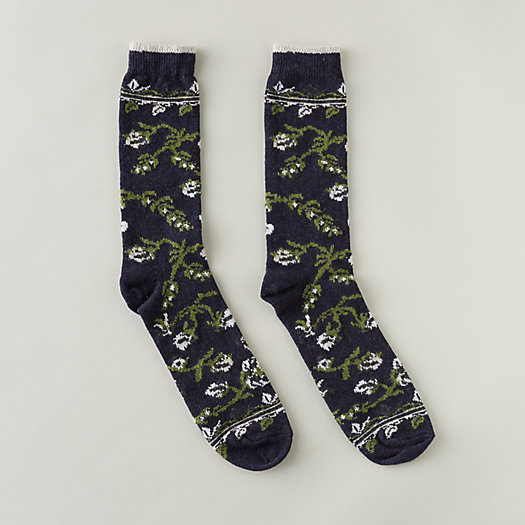 View larger image of Women's Floral Socks