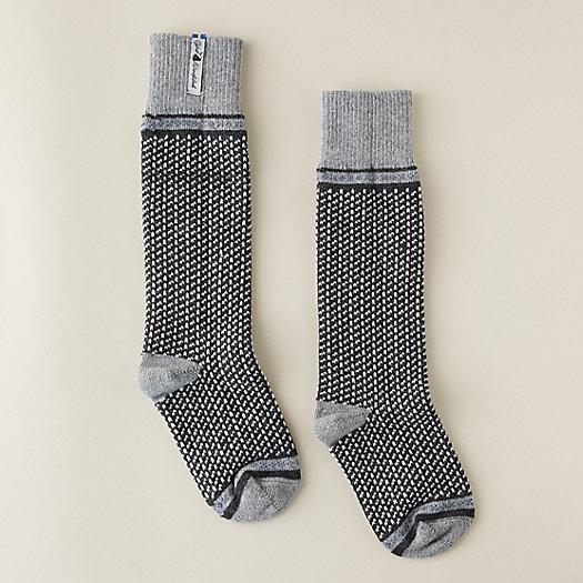 View larger image of Wool Fisherman Socks