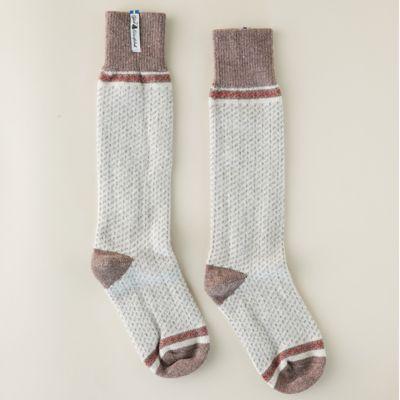 Wool Fisherman Socks