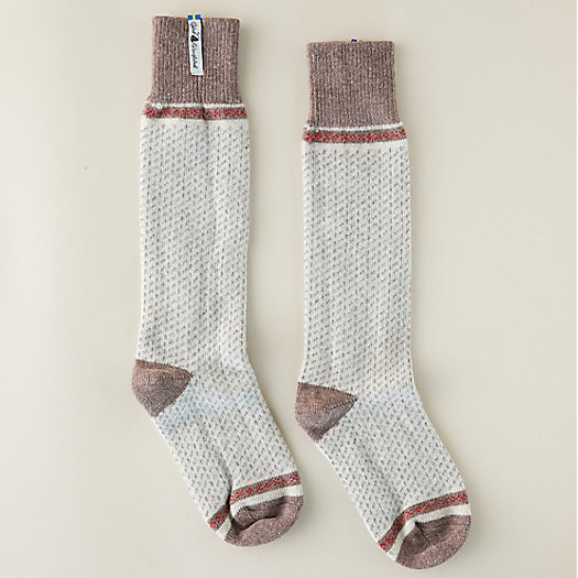 View larger image of Wool Fisherman Socks