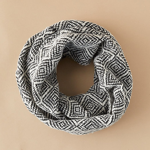 View larger image of Alpaca Geo Print Snood