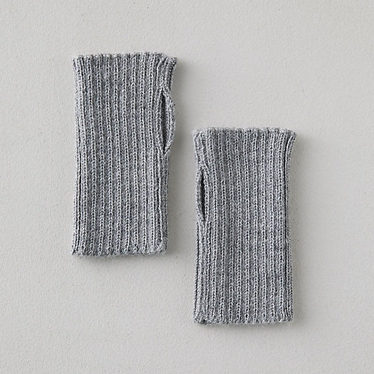 View larger image of Alpaca Fingerless Gloves