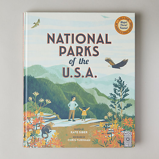 View larger image of National Parks of the USA