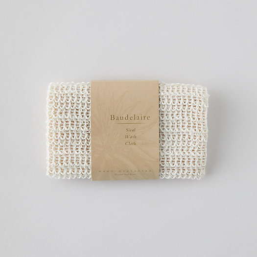 View larger image of Sisal Wash Cloth