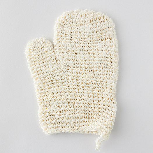 View larger image of Sisal Bath Glove