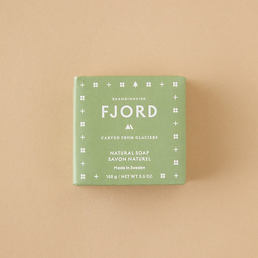 View larger image of Skandinavisk Bar Soap, Fjord
