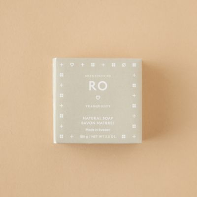 Skandinavisk Bar Soap, Ro