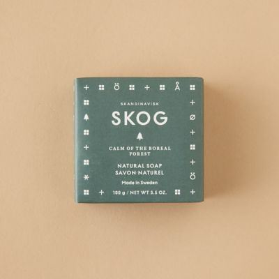 Skandinavisk Bar Soap, Skog