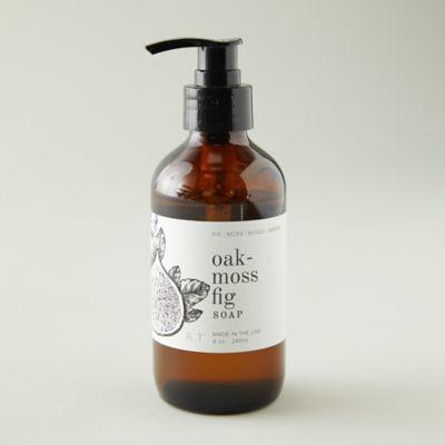Oak, Moss, Fig Hand Soap
