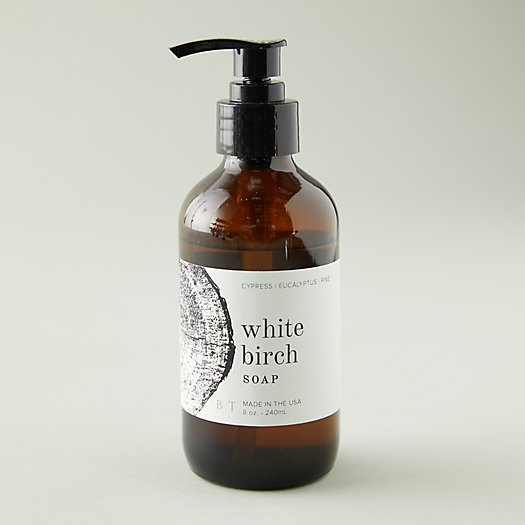 View larger image of White Birch Hand Soap