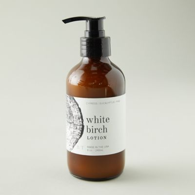 White Birch Body Lotion