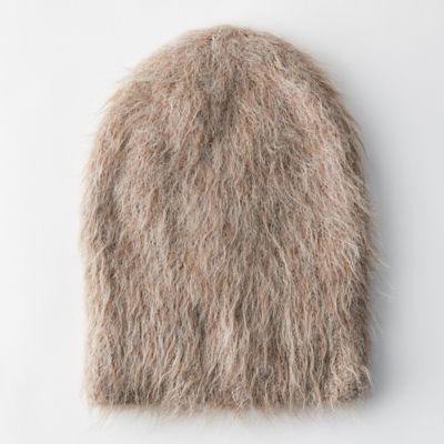 Alpaca Slouchy Wool Hat