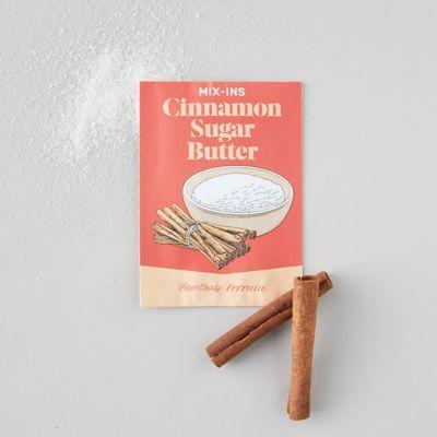 Butter Mix-In, Cinnamon Sugar