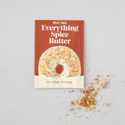 Butter Mix-In, Everything Bagel Spice
