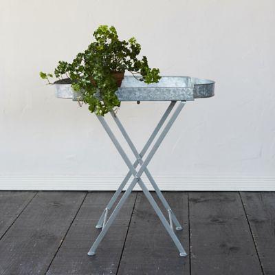 Iron Folding Tray