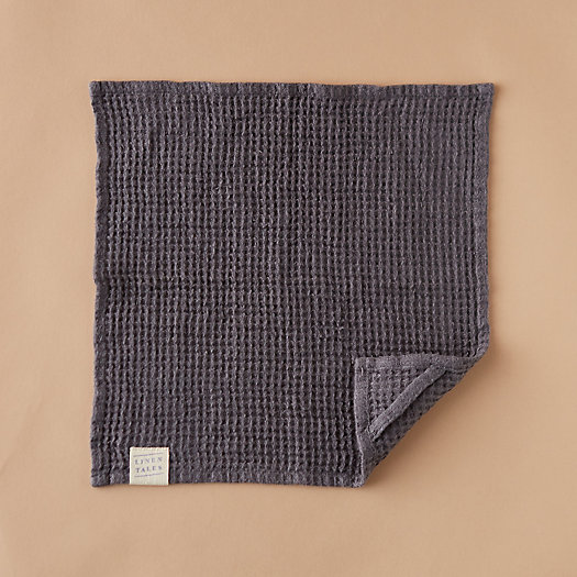 View larger image of Waffle Weave Face Towel